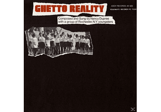 Nacy Dupree - Ghetto Reality - (Vinyl)