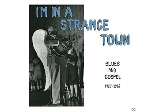 LEE,JOHN/TWO GOSPEL KEYS/UTAH SMITH/DAVIS,GARY/+ - I'm In A Stange Town-Blues And Gospel 1927-1967 - (Vinyl)
