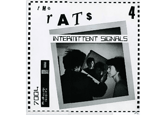 The Rats - Intermittent Signals - (Vinyl)