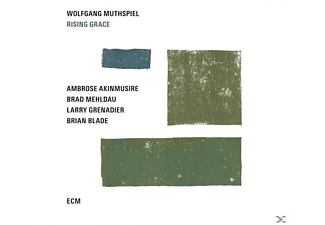 Wolfgang Muthspiel - Rising Grace - (CD)