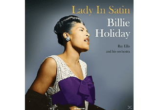Billie Holiday - Lady In Satin - (Vinyl)