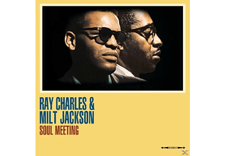 Ray & Milt Jacks Charles - Soul Meeting - (Vinyl)