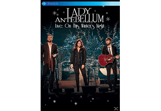Lady Antebellum - Live-On This Winter's Night [DVD]