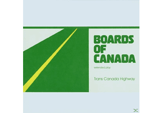 Boards Of Canada - Trans Canada Highway Ep - (Maxi Single CD)