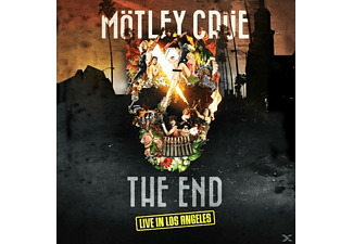 Mötley Crüe - The End-Live In Los Angeles (Limited Edition) [Blu-ray]