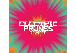 The Electric Prunes - Rewired - (CD + DVD Video)