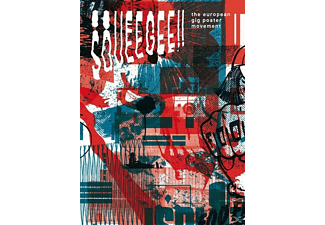 Squeegee!! The European Gig Poster Movement, Rock (Taschenbuch)