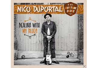 Nico Duportal, His Rhythm Dudes - Dealing With My Blues - (CD)