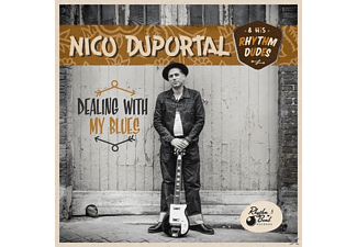 Nico/his Rhythm Dudes Duportal - Dealing With My Blues (Lim.Ed.) - (Vinyl)