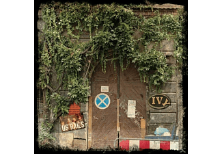 Us Rails - Ivy - (CD)