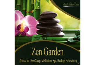 Sound Healing Center - Zen Garden - (CD)