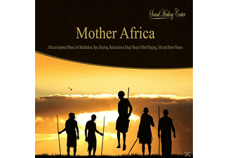 Sound Healing Center - Mother Africa - (CD)