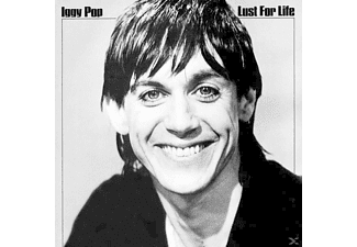 Iggy Pop - Lust For Life - (Vinyl)