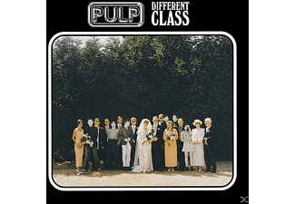 Pulp - Different Class - (Vinyl)