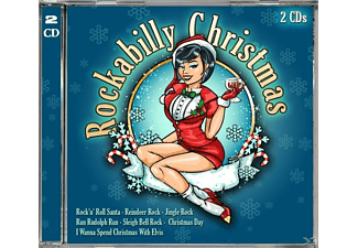 VARIOUS - Rockabilly Christmas [CD]