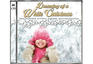 VARIOUS - Dreaming Of A White Christmas - (CD)