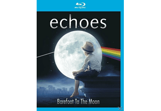 Echoes - Barefoot To The Moon-Tribute To Pink Floyd - (Blu-ray)