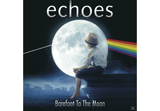 Echoes - Barefoot To The Moon-Tribute To Pink Floyd (Ltd.) - (Vinyl)