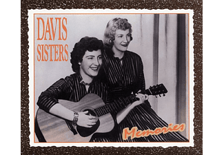 The Davis Sisters - I Forgot More Than You'll Ever Know - (CD)