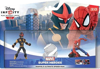 DISNEY INFINITY (FIGUREN) Marvel's Ultimate Spider-Man Spielfiguren