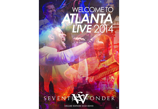 Seventh Wonder - Welcome To Atlanta Live 2014 (Deluxe Edition) [CD + DVD Video]