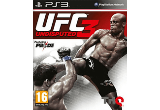 ARAL UFC Undisputed 3 PlayStation 3 Oyun