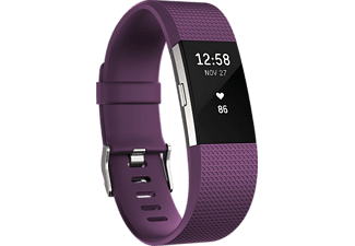 FITBIT Charge 2 Plum S