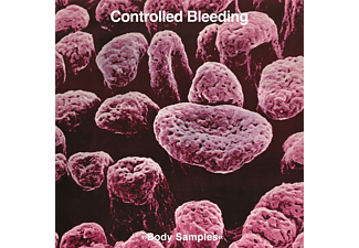 Controlled Bleeding - Body Samples - (Vinyl)