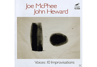Joe McPhee - Voices: 10 Improvisations - (CD)