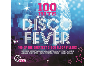 VARIOUS - 100 Hits-Disco Fever [CD]