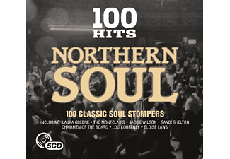 VARIOUS - 100 Hits Northern Soul - (CD)