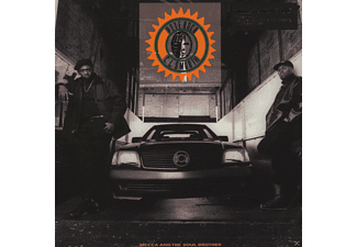 Pete Rock, C.L. Smooth - Mecca & The Soul Brother - (Vinyl)