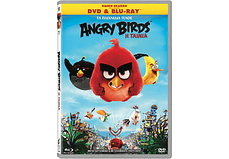 Angry Birds: Η Ταινία Combo DVD + CD