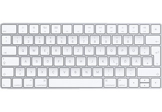 APPLE MLA22B/A Magic Keyboard EN, Tastatur, Weiß