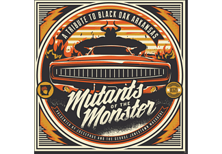The Joecephus, The George Jonestown Massacre - Mutants Of The Monster: A Tribute To Black Oak Ark - (Vinyl)