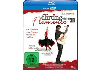 Flirting with Flamenco / Liebe und Flamenco - (3D Blu-ray)