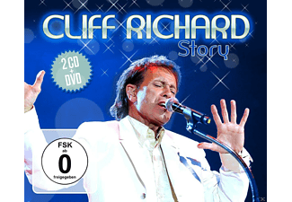 Cliff Richard - Cliff Richard Story [CD + DVD Video]