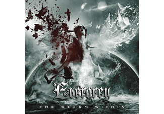 Evergrey - The Storm Within (Digipak) (CD)