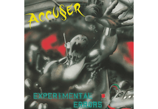 Accuser - Experimental Errors - (Vinyl)