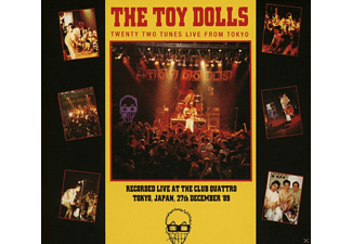 The Toy Dolls - Twenty Two Tunes Live From Tokyo [CD]