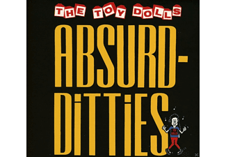 The Toy Dolls - Absurd Ditties [CD]