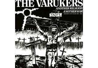 The Varukers - Another Religion,Another War - (CD)