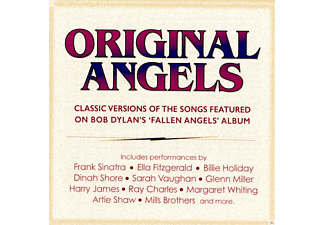 VARIOUS - Original Angels - (CD)