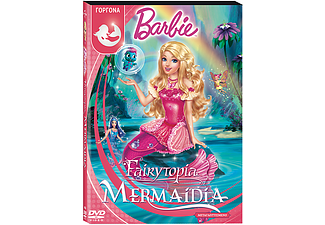 Barbie Fairytopia Mermaidia (O-Ring) DVD