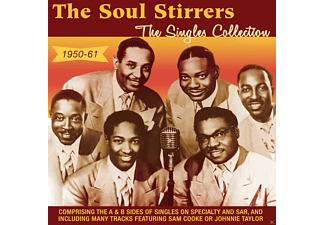 The Soul Stirrers - The Singles Collection 1950-61 - (CD)