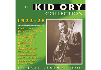 Kid Ory - The Kid Ory Collection 1922-28 - (CD)