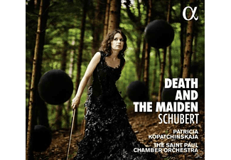 Patricia Kopatchinskaja, Various Composers, The Saint Paul Chamber Orchestra - Der Tod und das Mädchen - (CD)
