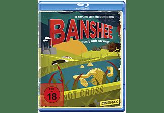 Banshee - Staffel 4 - (Blu-ray)