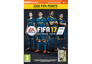 FIFA 17 2200 FIFA POINTS PC
