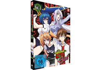 Highschool DxD BorN – Staffel 3 Vol. 3 [DVD]